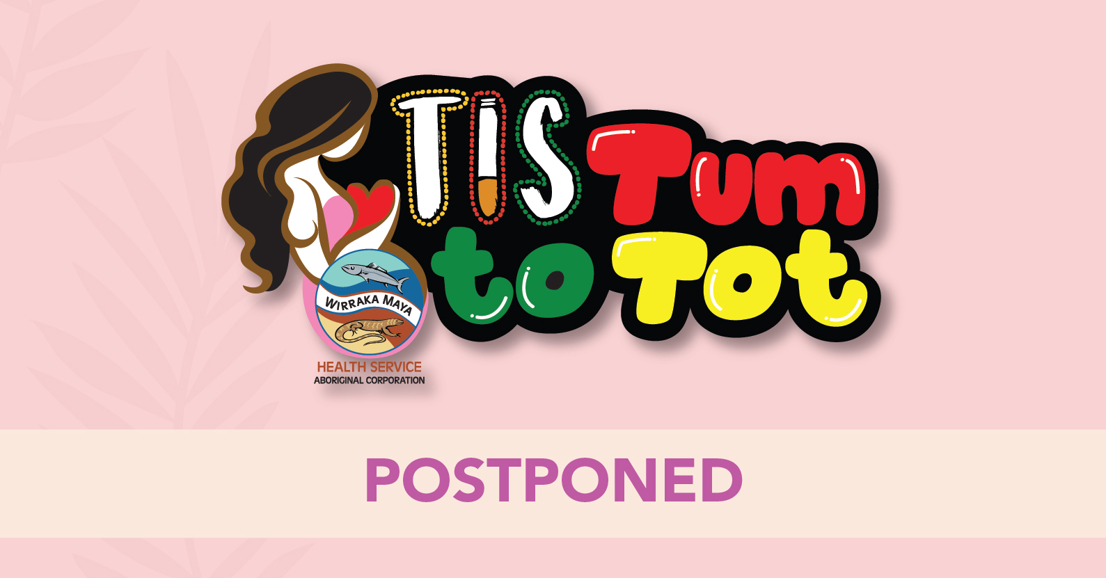 TIS Tum to Tot 2020 Term 1 - Postponed